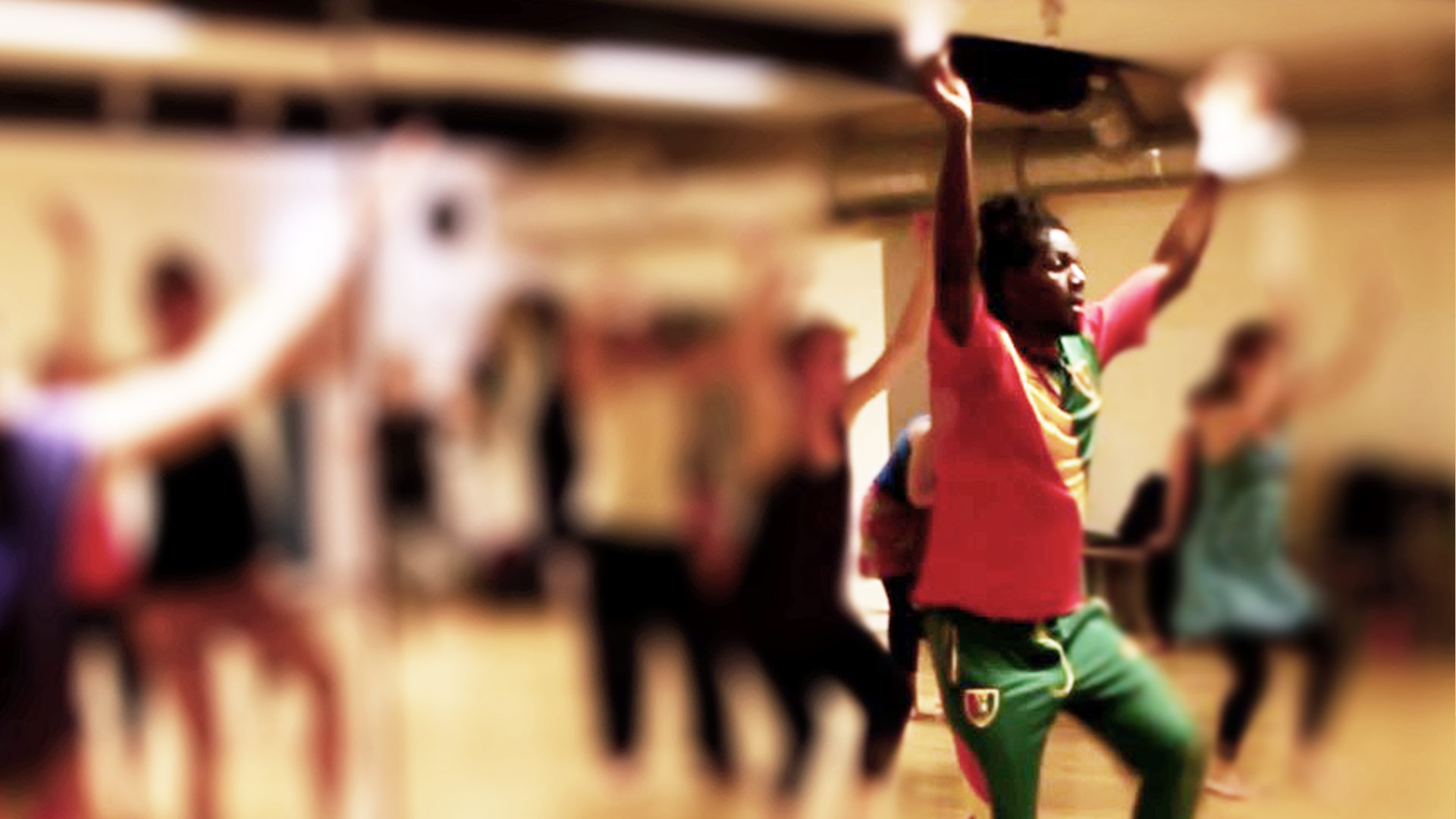 Afrikansk Dans Stockholm
